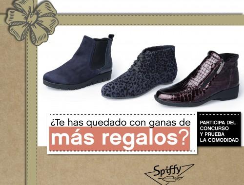 sorteo zapatos spiffy
