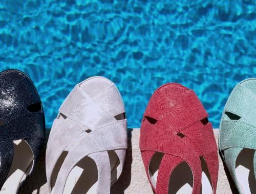 zapato de piel hecho en españa